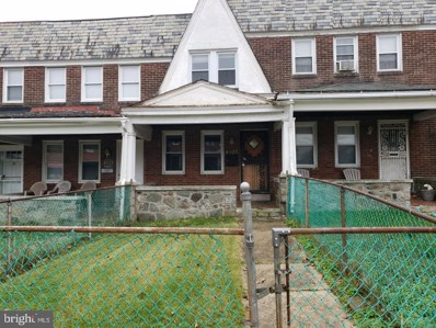 4025 Cranston Avenue, Baltimore, MD 21229 - #: MDBA530534