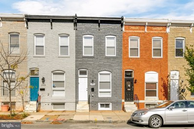 2428 Ashland Avenue, Baltimore, MD 21205 - #: MDBA530538