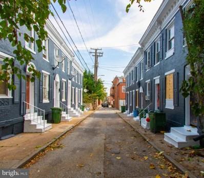 1609 Lemmon Street, Baltimore, MD 21223 - #: MDBA530546