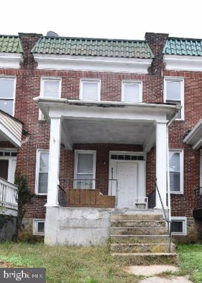 4618 Pimlico Road, Baltimore, MD 21215 - #: MDBA530566