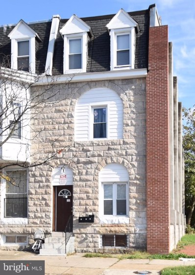 2405 Barclay Street, Baltimore, MD 21218 - #: MDBA530570