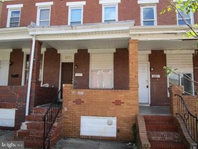 605 N Robinson Street, Baltimore, MD 21205 - #: MDBA530590