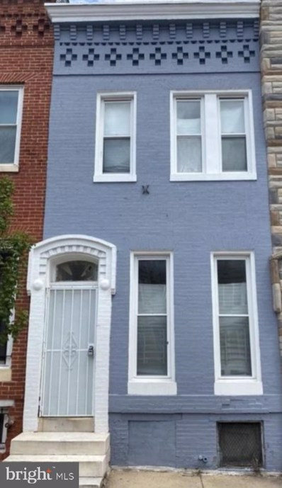 1123 Myrtle Avenue, Baltimore, MD 21201 - MLS#: MDBA530670