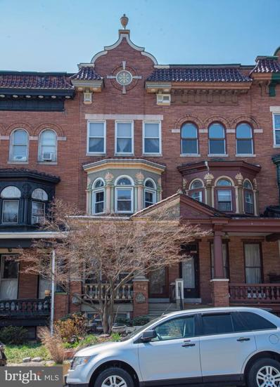 3414 Auchentoroly Terrace, Baltimore, MD 21217 - #: MDBA530682