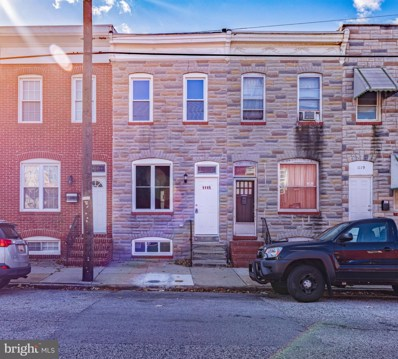 1115 W Ostend Street, Baltimore, MD 21230 - MLS#: MDBA530684