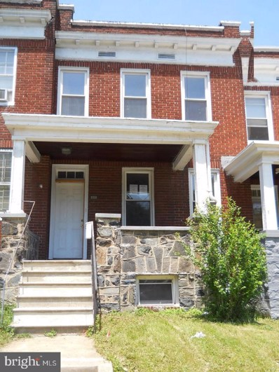 2314 Druid Park Drive, Baltimore, MD 21215 - #: MDBA530704