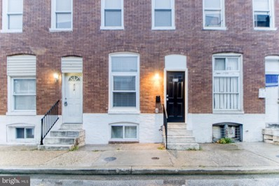 816 N Rose Street, Baltimore, MD 21205 - #: MDBA530710