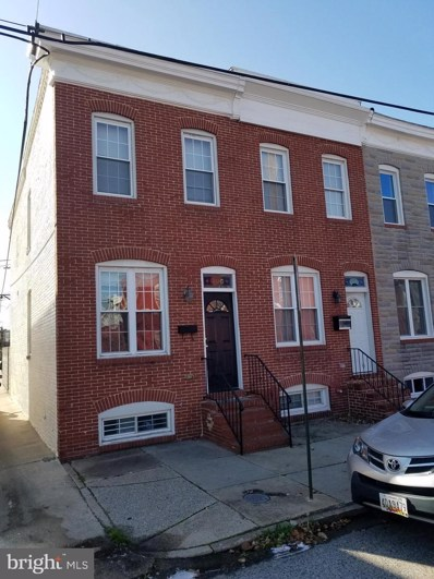 1111 W Ostend Street, Baltimore, MD 21230 - #: MDBA530730