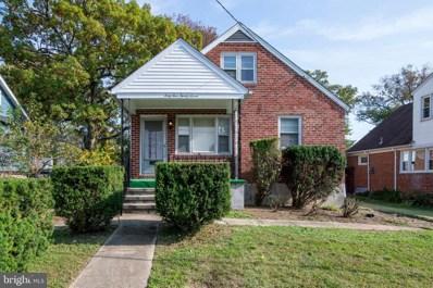 6427 Glenoak Avenue, Baltimore, MD 21214 - #: MDBA530770