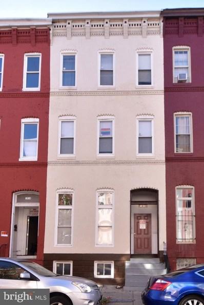 1918 McCulloh Street, Baltimore, MD 21217 - #: MDBA530826