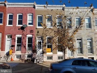 2510 W Fayette Street, Baltimore, MD 21223 - #: MDBA530854