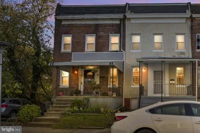 3903 Ridgewood Avenue, Baltimore, MD 21215 - #: MDBA530862