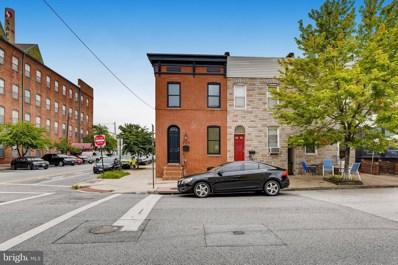 2700 Dillon Street, Baltimore, MD 21224 - MLS#: MDBA530880