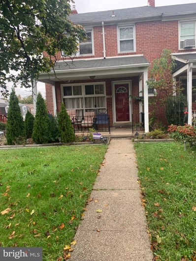 1338 Walker Avenue, Baltimore, MD 21239 - #: MDBA530902