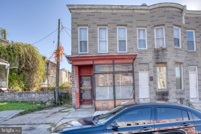 1901 Riggs Avenue, Baltimore, MD 21217 - #: MDBA530916