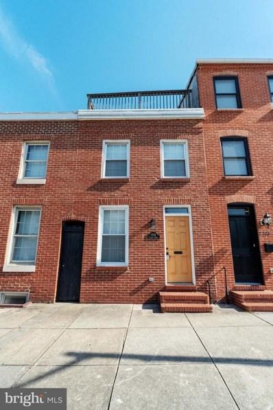 3106 Elliott Street, Baltimore, MD 21224 - #: MDBA530948