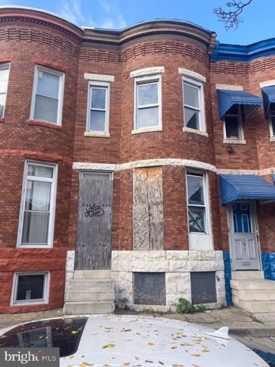 1918 N Monroe Street, Baltimore, MD 21217 - #: MDBA530956