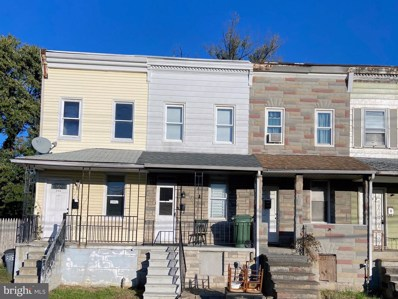 2105 Hollins Ferry Road, Baltimore, MD 21230 - #: MDBA530998