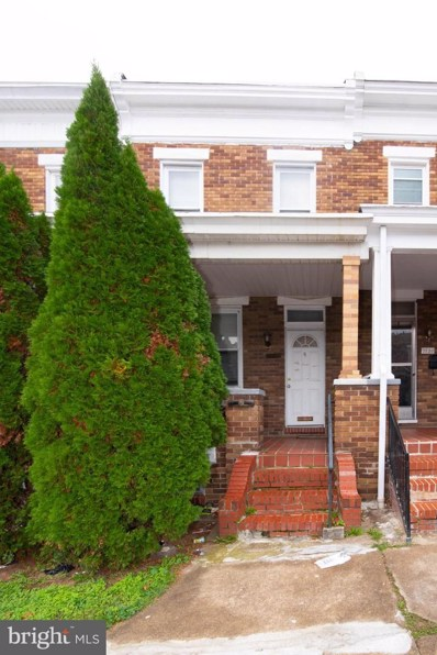 3237 Kenyon Avenue, Baltimore, MD 21213 - #: MDBA531000
