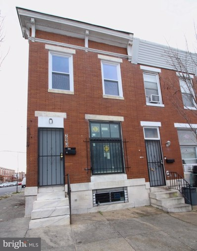 2939 E Monument Street, Baltimore, MD 21205 - #: MDBA531070