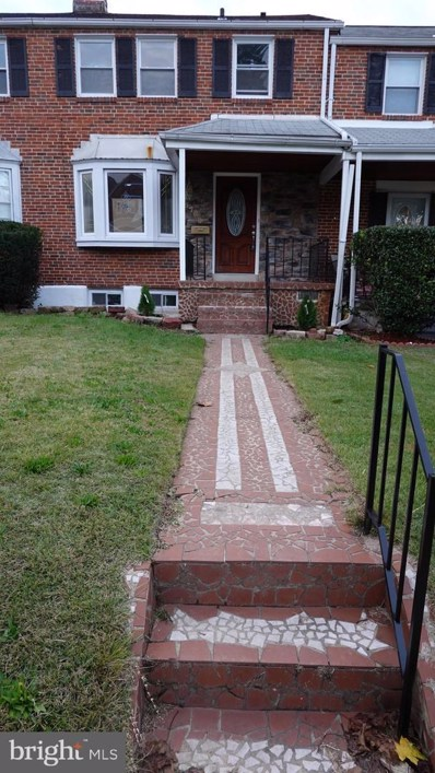 5768 Maplehill Road, Baltimore, MD 21239 - #: MDBA531136