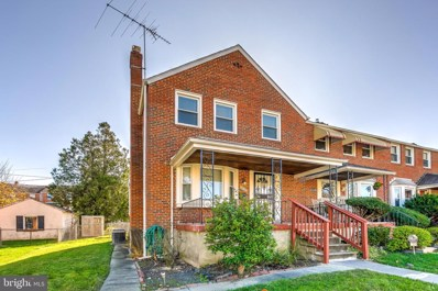 2035 Ramblewood Road, Baltimore, MD 21239 - #: MDBA531168