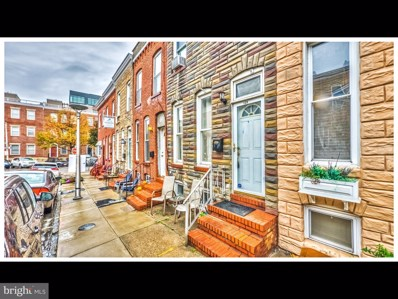 120 Burnett Street, Baltimore, MD 21230 - #: MDBA531184
