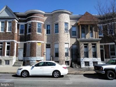 1809 N Fulton Avenue, Baltimore, MD 21217 - MLS#: MDBA531186