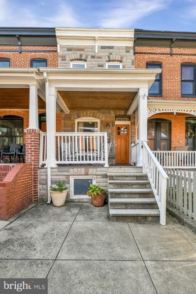 1434 Henry Street, Baltimore, MD 21230 - #: MDBA531214