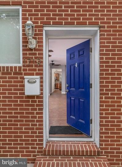 1719 E Lombard Street, Baltimore, MD 21231 - #: MDBA531222