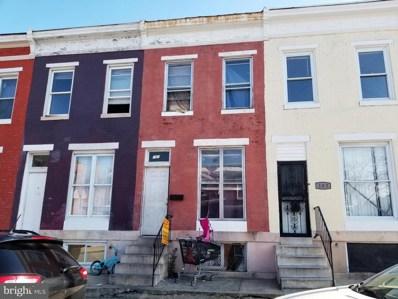 105 N Payson Street, Baltimore, MD 21223 - #: MDBA531234