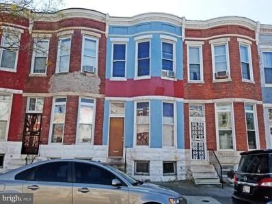 1951 W Fayette Street, Baltimore, MD 21223 - MLS#: MDBA531264