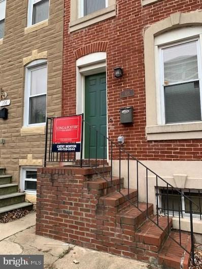 108 N Bradford Street, Baltimore, MD 21224 - #: MDBA531302