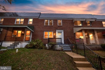 4219 Colborne Road, Baltimore, MD 21229 - #: MDBA531360