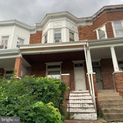 2331 Calverton Heights Avenue, Baltimore, MD 21216 - #: MDBA531372