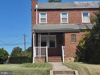 616 Benninghaus Road, Baltimore, MD 21212 - #: MDBA531850