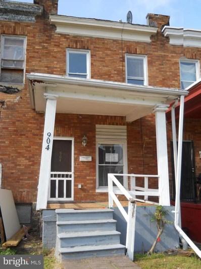904 N Franklintown Road, Baltimore, MD 21216 - MLS#: MDBA531868