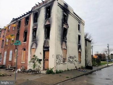 212 S Fulton Avenue, Baltimore, MD 21223 - #: MDBA531870