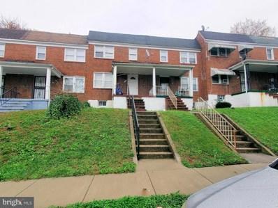 933 N Rosedale Street, Baltimore, MD 21216 - #: MDBA531872