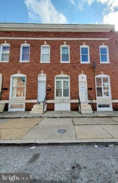 613 N Dukeland Street, Baltimore, MD 21216 - #: MDBA531962
