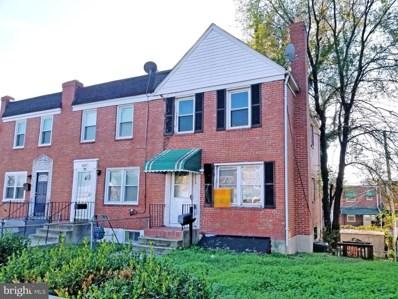 4379 Parkton Street, Baltimore, MD 21229 - #: MDBA532006