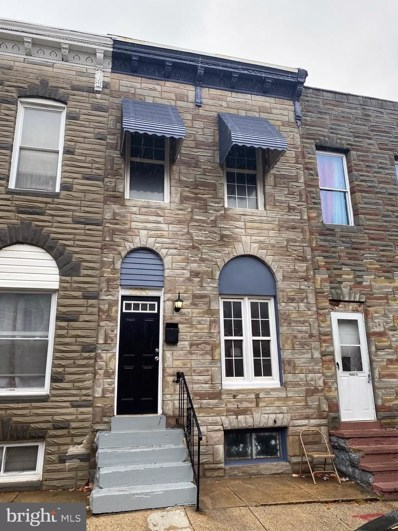 1604 E Federal Street, Baltimore, MD 21213 - MLS#: MDBA532026