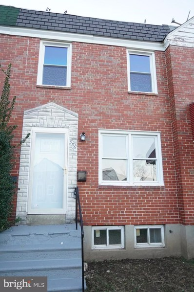 536 Lucia Avenue, Baltimore, MD 21229 - #: MDBA532064