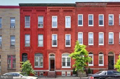 1628 N Calvert Street, Baltimore, MD 21202 - #: MDBA532074