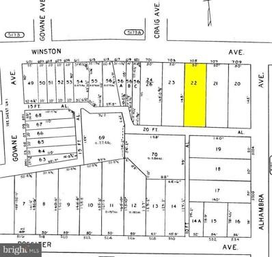 705 Winston Avenue, Baltimore, MD 21212 - #: MDBA532100