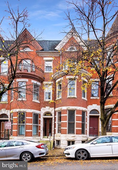603 Reservoir Street, Baltimore, MD 21217 - #: MDBA532116