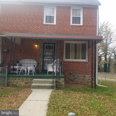 1240 Kevin Road, Baltimore, MD 21229 - #: MDBA532146