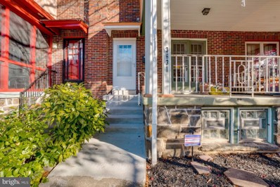 3631 Elkader Road, Baltimore, MD 21218 - #: MDBA532148