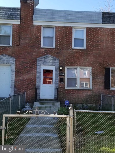 4437 Eldone Road, Baltimore, MD 21229 - #: MDBA532156