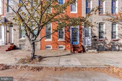 1336 S Hanover Street, Baltimore, MD 21230 - #: MDBA532216